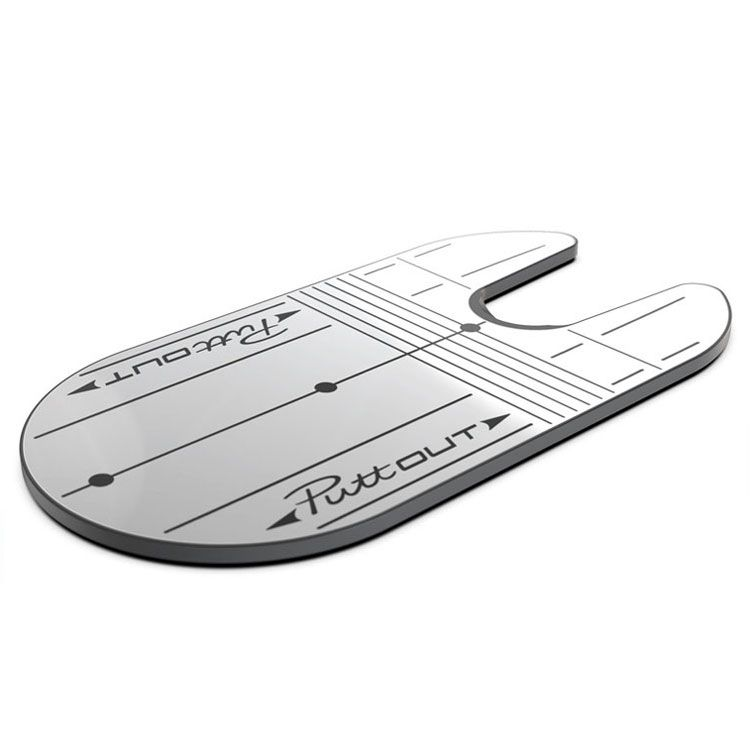 PuttOUT Compact Putting Practice Mirror